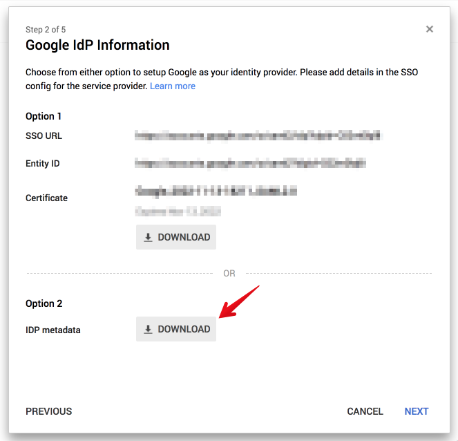 Single sign-on with G Suite – Split Help Center