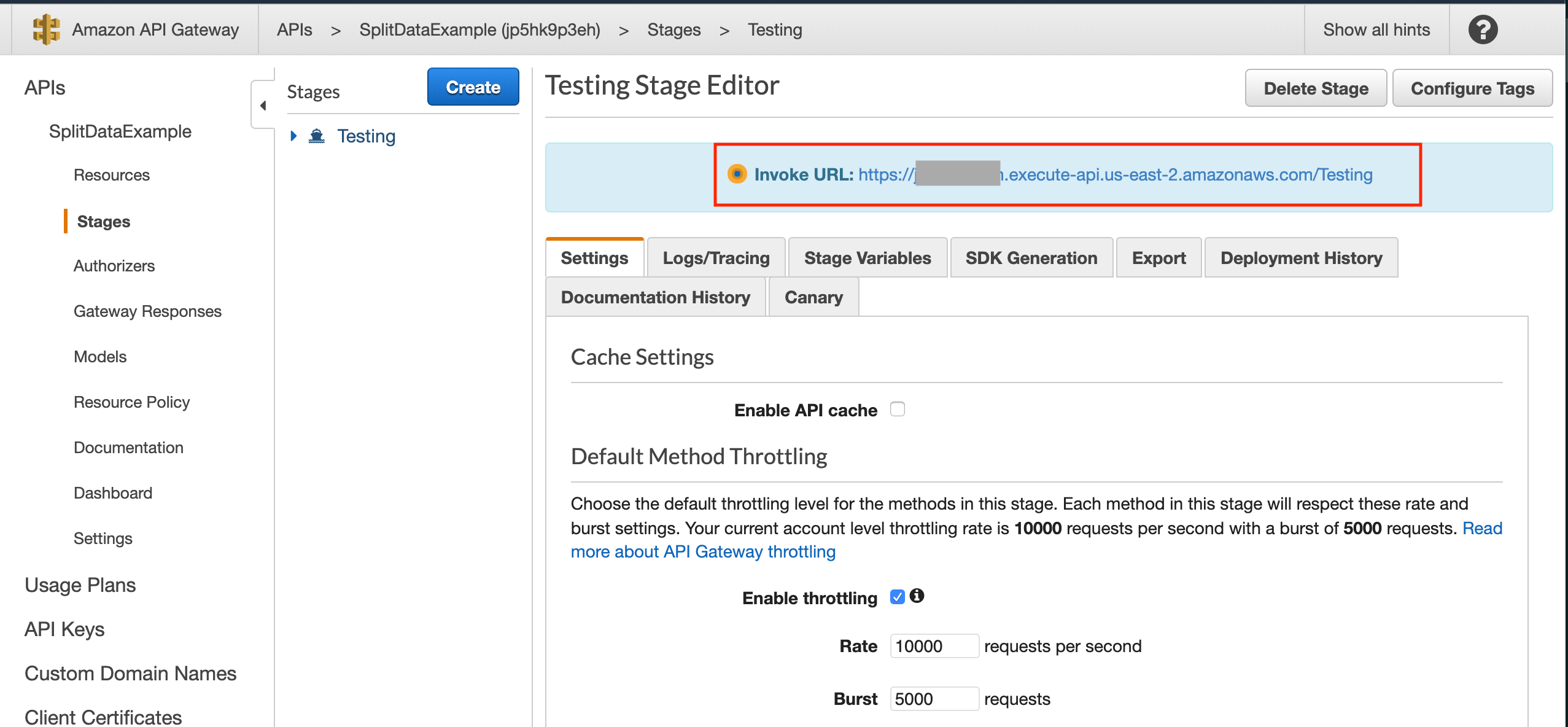 How to Setup Impression Integration To Cloud Database using
